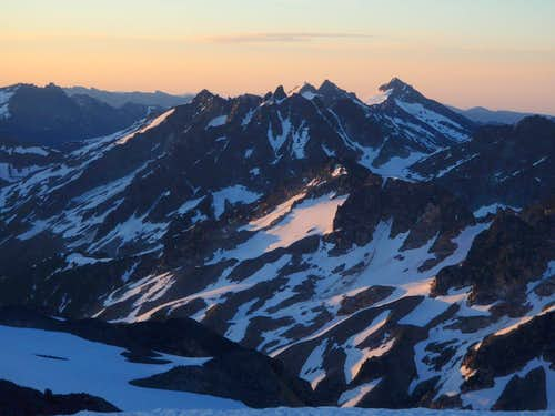 Tenpeak Mountain