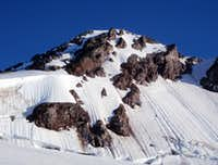 The Summit Of Glacier