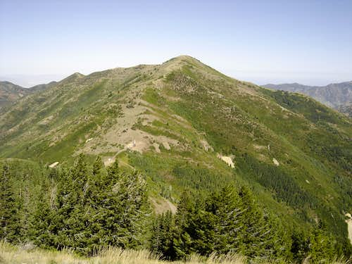 Clipper Peak