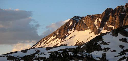 Iceberg Peak