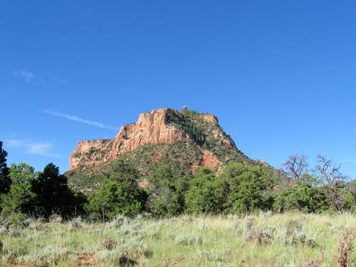 Cathedral Butte