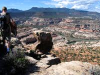 Canyonlands National Park Highpoint