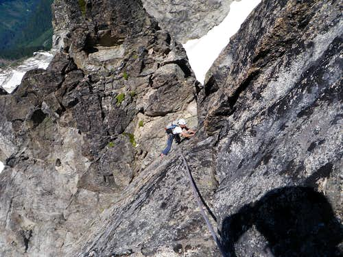 Southwest Buttress