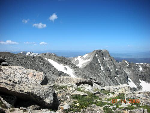 Views from Near Audubon\'s Summit
