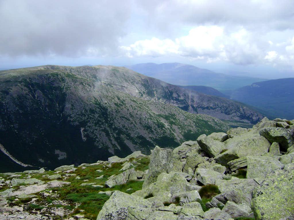 Saddle Trail View
