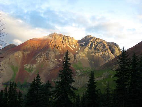 Mt Wilson Morning