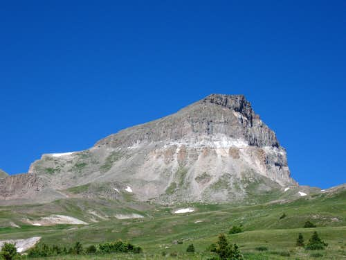 Uncompahgre Peak 7/16/10
