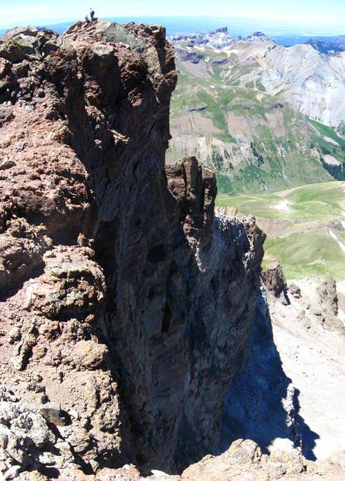Uncompahgre summit