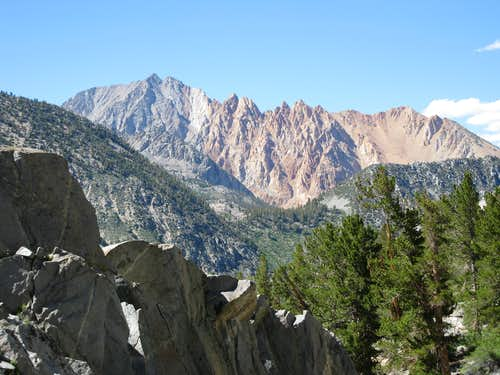 Mount Emerson and Piute Crags