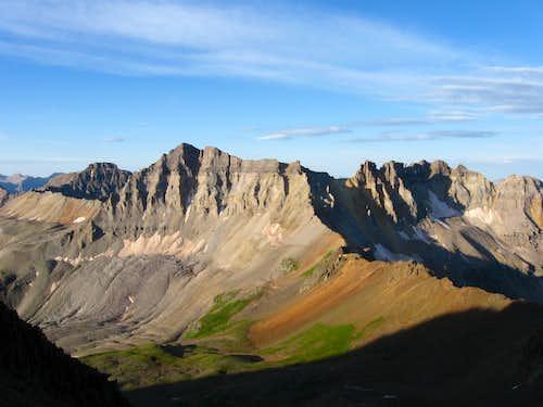 Mt. Sneffels 7/24/10