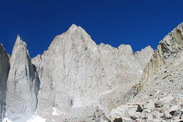 Mt. Whitney looms centerstage...