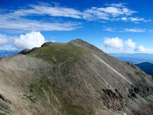 Huerfano Peak