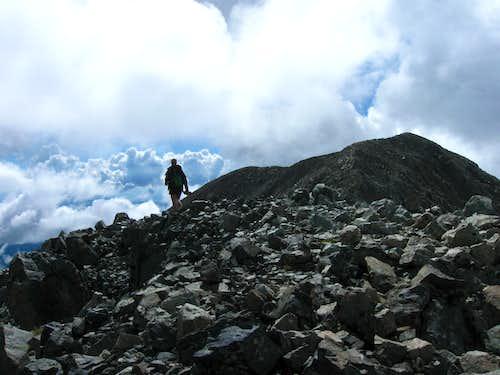 Summit-bound