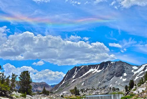 Circumhorizon Arc over Saddlebag Crest...