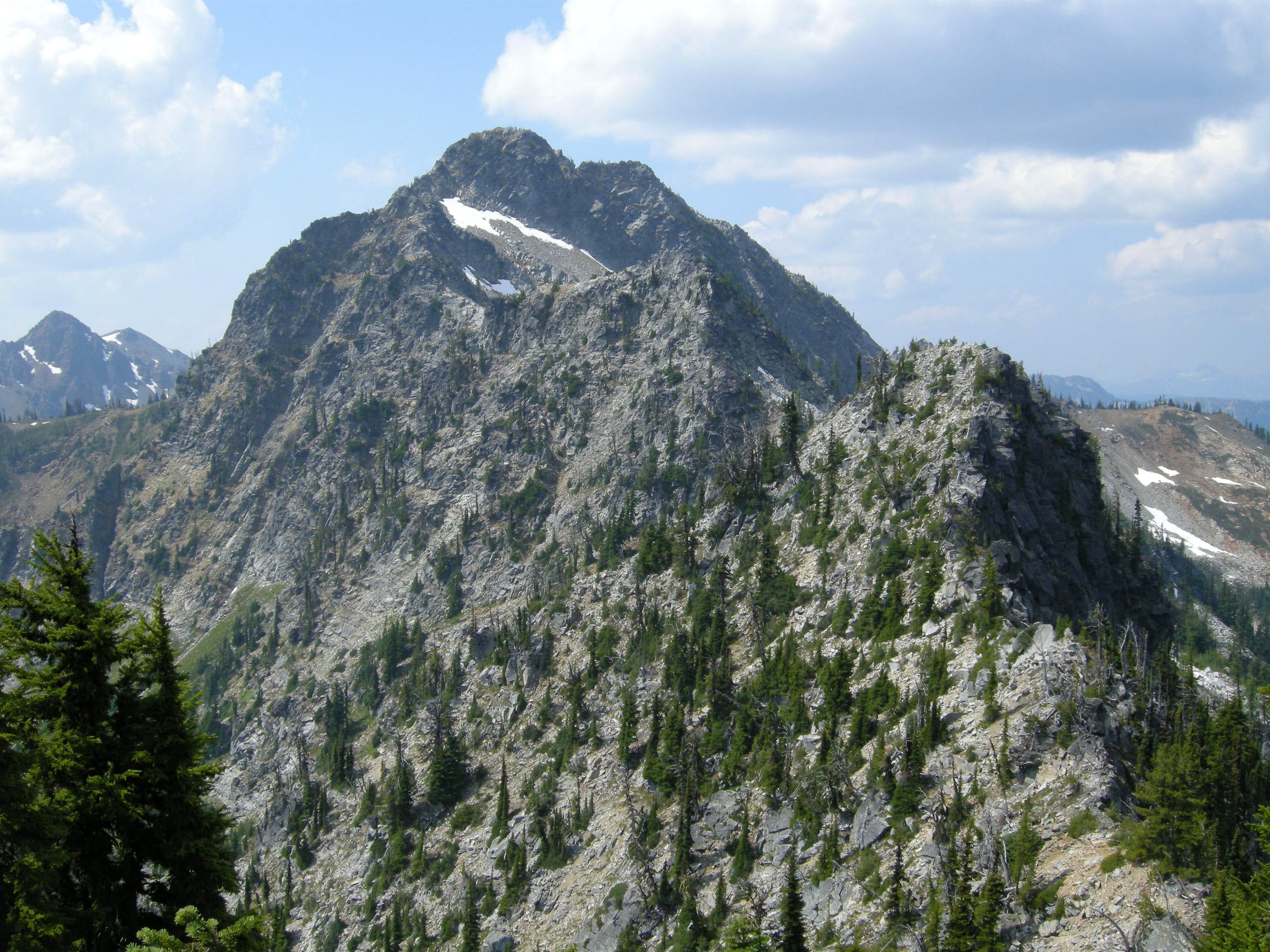 "Fish Eagle Peak (""Solomon Peak"")"