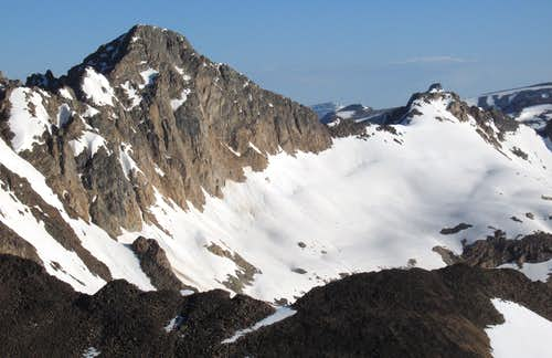 Sawtooth Peak #3