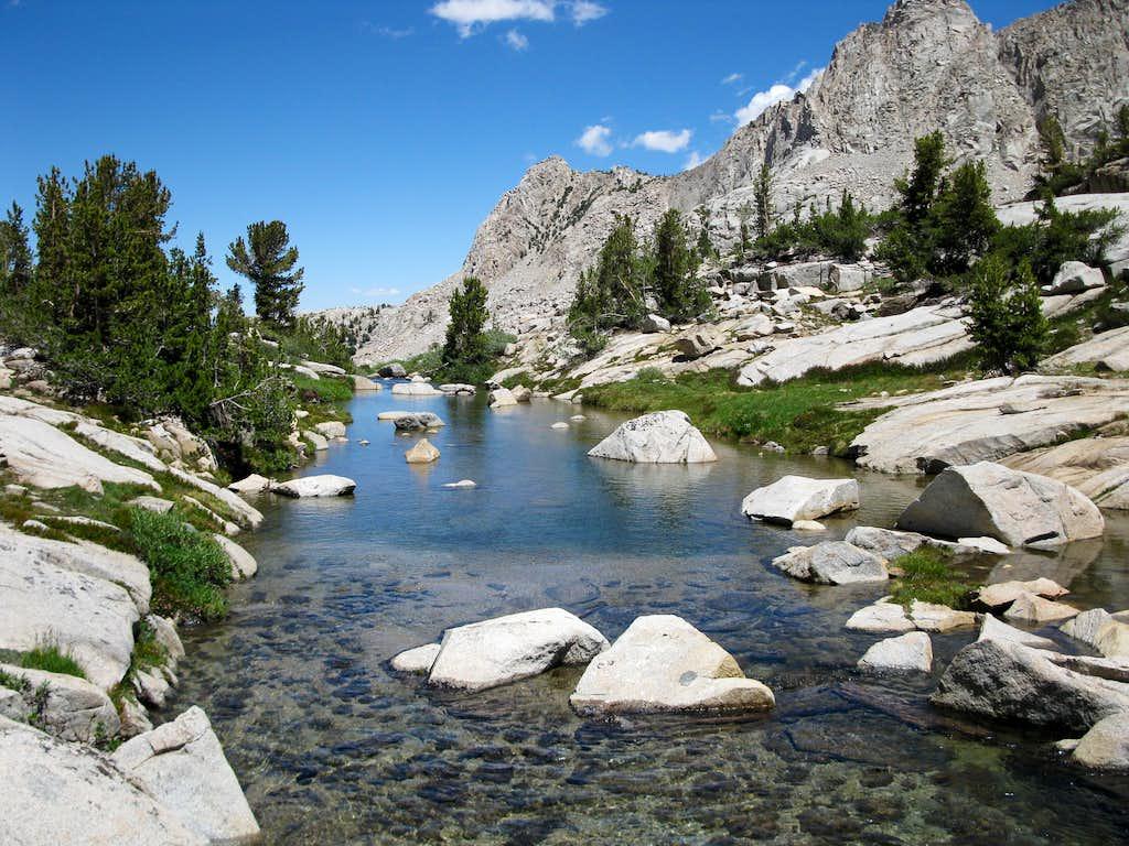 Middle Fork Bishop Creek