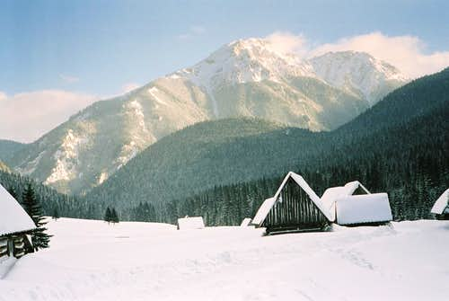 Dorota's vintage Tatras pictures