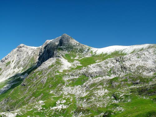 Another photo of the Wösterspitze (2558m)