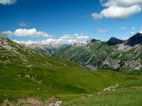 The Krabachtal valley