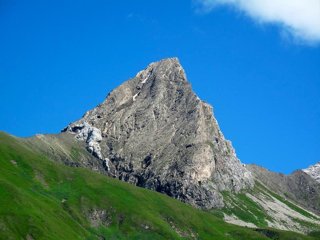 Roggspitze (2747m)