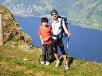 Rigi (Zug Lake in backdrop)