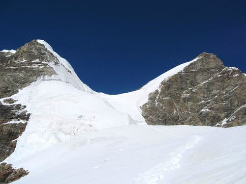 Normal route to Jungfrau