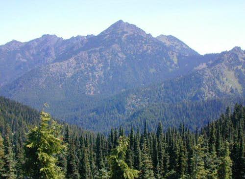 Mount Angeles from the...
