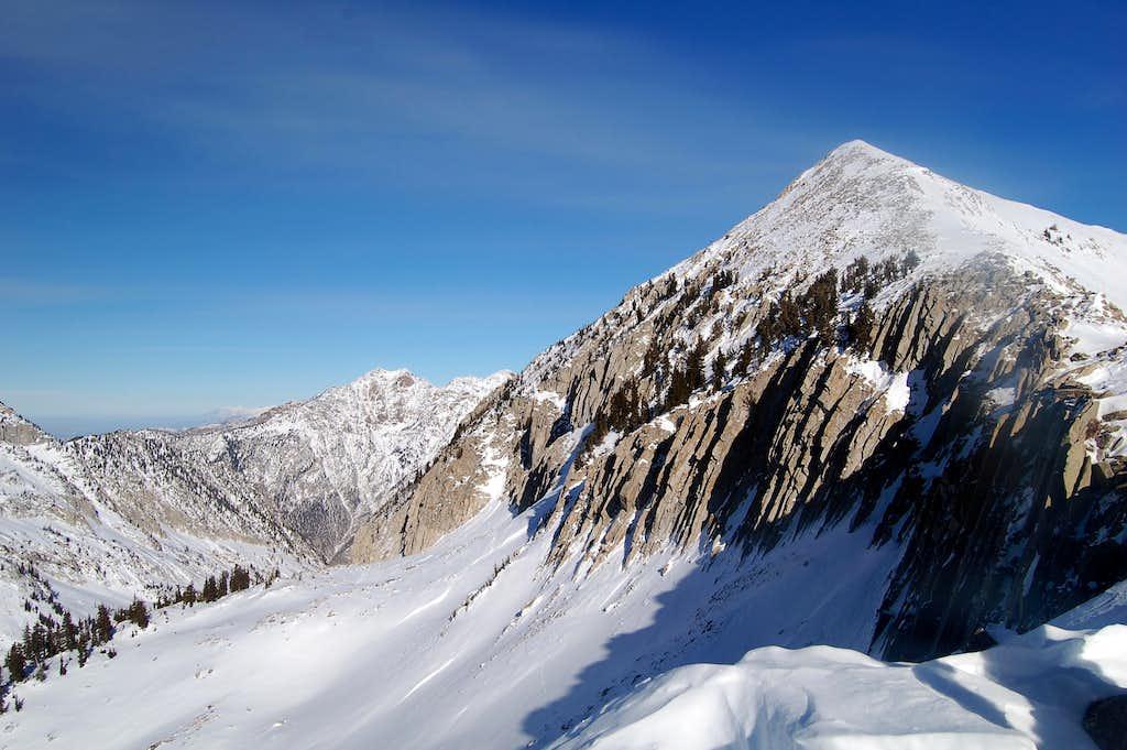 Upwop Pk in Winter