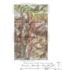 Charon's Garden Trail