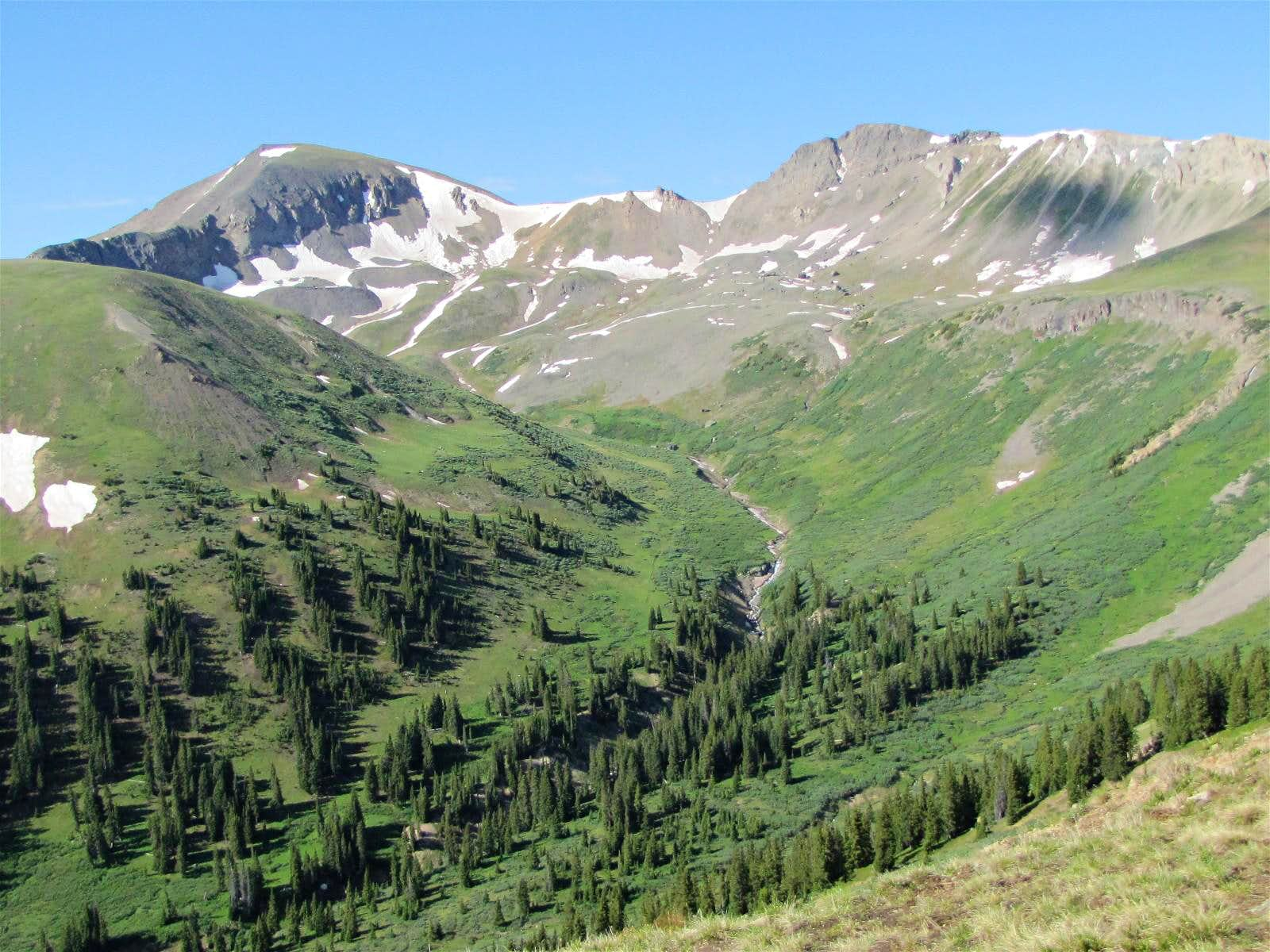 A Pleasant Hike Near Independence Pass
