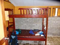 Typical room at Base Crestones