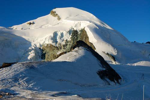 Allalinhorn solo ascent 2009