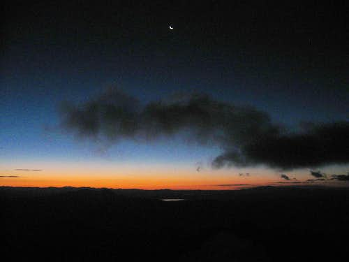 Summit dawn