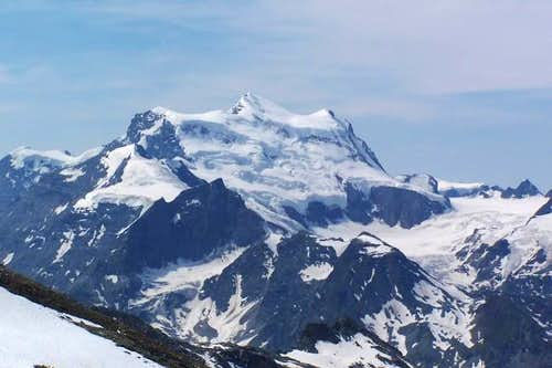 GRAND COMBIN FROM THE SUMMIT
