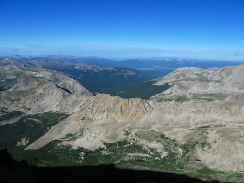 Horn Fork Basin