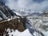 Cho Oyu - Nepal side