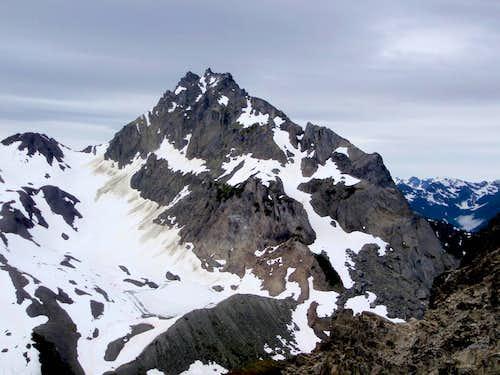 Mount Mystery