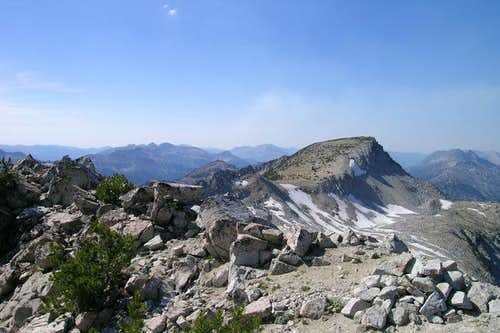 Eagle Cap from the summit of...