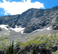 The North Face of Blanca Peak