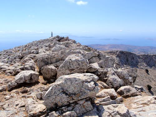 Mount Zeus Summit