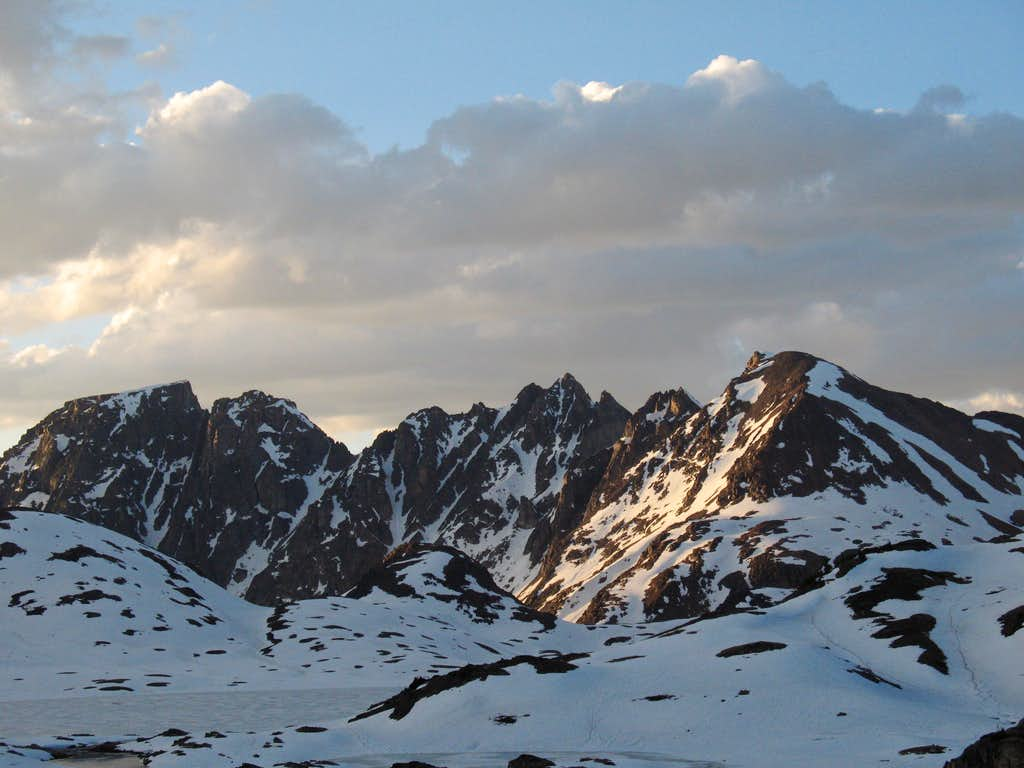 Sawtooth Traverse