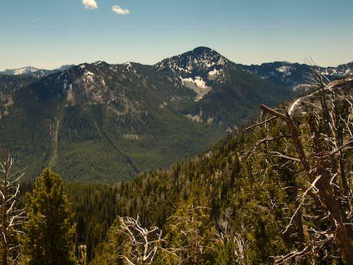 Red Mountain, Elkhorn Range