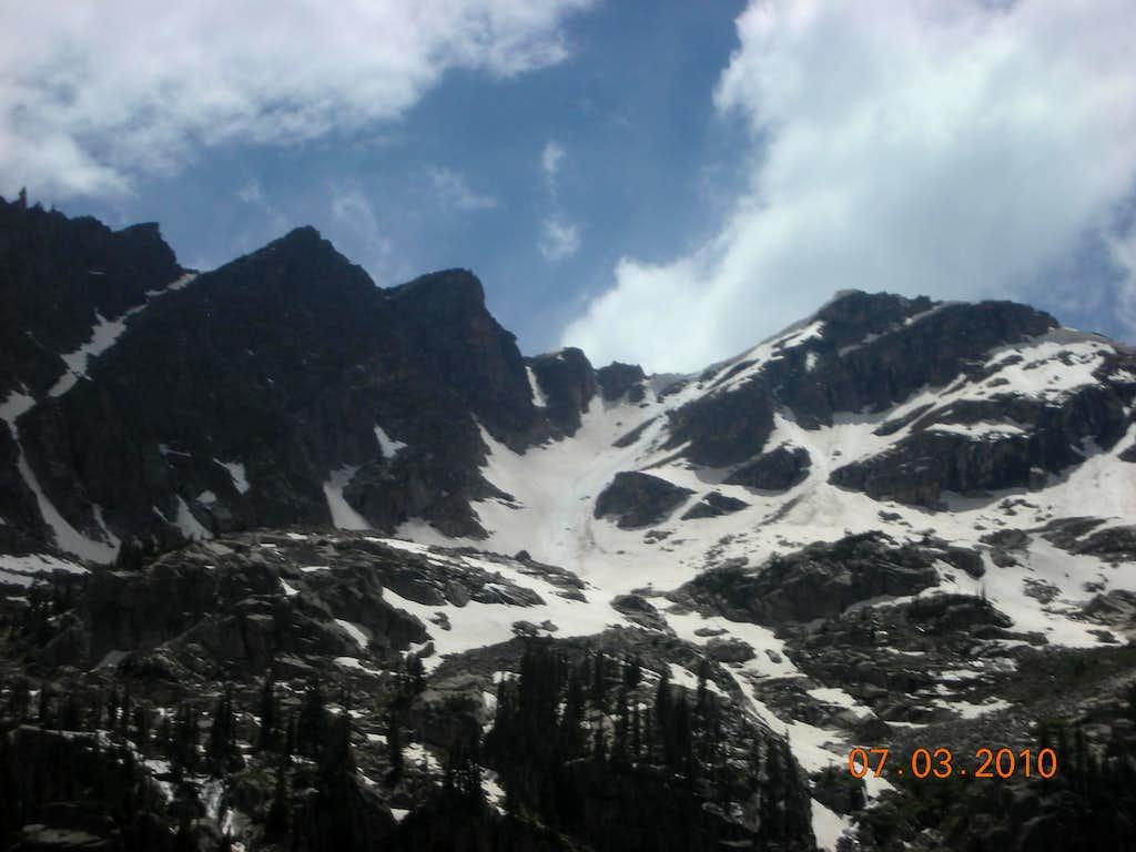 Peck Glacier