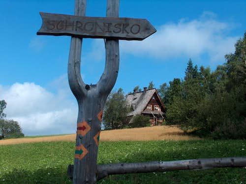 The Maciejowa hut