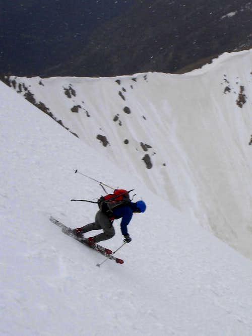 Skiing Imp