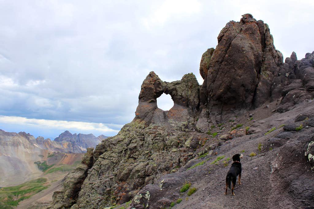 Duchess and Teakettle mountain