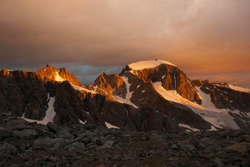 Gannett Peak 13,809 ft (4,209 m)