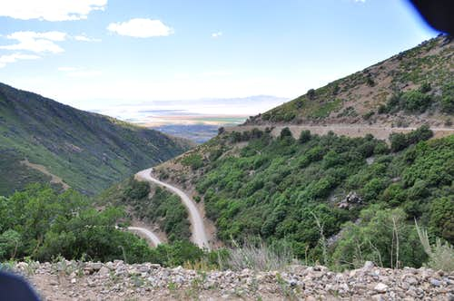 Farmington Canyon Road