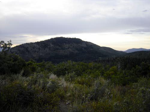 North Fork Ridge